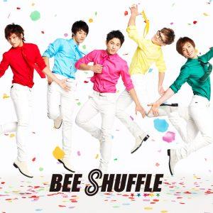 あのレスリー・キーがCDジャケットを撮影!崖っぷちアイドル「BEE SHUFFLE」来年メジャーデビュー