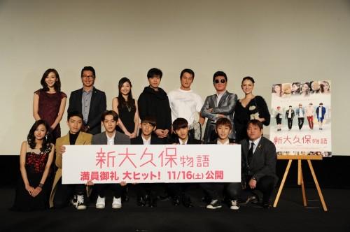 国生さゆり、藤本泉、渡辺舞…映画『新大久保物語』で、MYNAMEと美女たちの関係とは?
