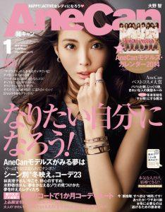 AneCan2014年1月号表紙
