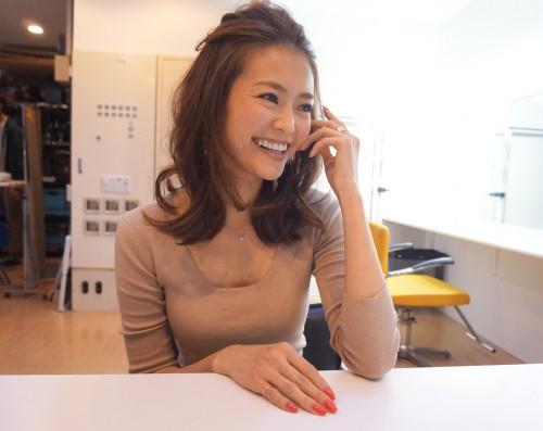 AneCanモデル葛岡碧、祝30歳!「笑いじわができるようになりました」