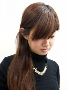 1分&3分ヘアアレンジ_AneCan_Hair1_1