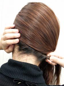 1分&3分ヘアアレンジ_AneCan_Hair1_2