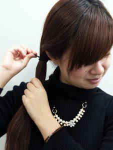 1分&3分ヘアアレンジ_AneCan_Hair2_1