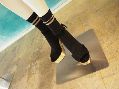 2014トレンド~バロックジャパンは靴下コーデ!顔プリント!
