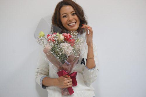 モデル中林美和、35歳に!「下の子も9歳になり余裕が出てきた」