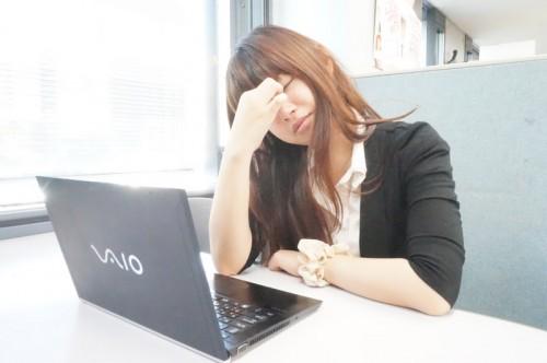 オフィスで簡単に!疲れ目を予防&回復する3つの方法