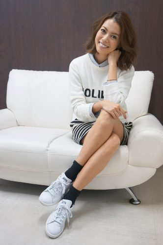 靴マニア中林美和がこの春愛用するスニーカーは何?