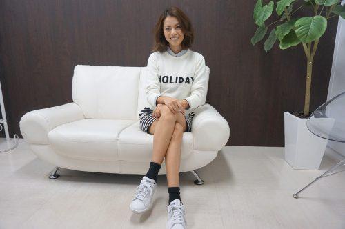 中林美和、モデルの世界の苦労を語る「努力でぎりぎりしがみついてる」