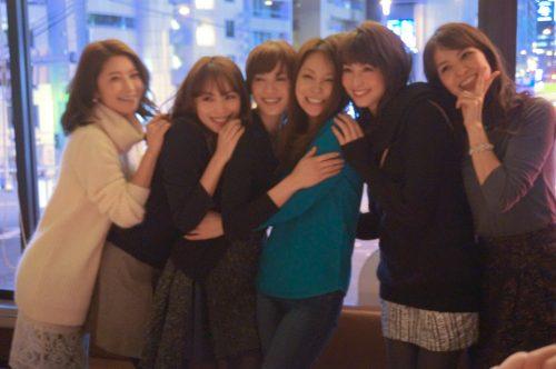 AneCan真山景子の卒業プライベートパーティに専属モデルが大集合