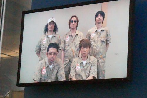 【速報】長谷川潤の新CM発表!楽曲はユニコーンで「オッサンで大丈夫?」と奥田民生が心配