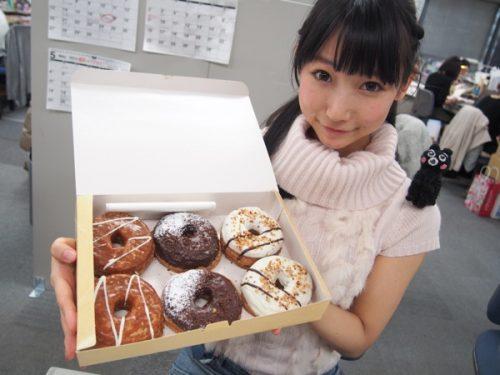 ミスドからNYで大人気のサクサク新食感ドーナツ限定発売!