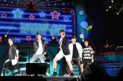 "B1A4が東京・大阪でコンサート開催!5人の""BANAへのメッセージ""全文を掲載!"