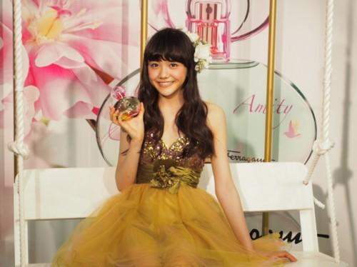 プロポーズされまくりの松井愛莉、これからは「香水つけて、狙っていく」宣言