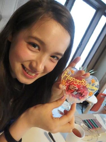 「ミス・ティーン・ジャパン」グランプリのトラウデン直美、コンテストへの心構えを語る