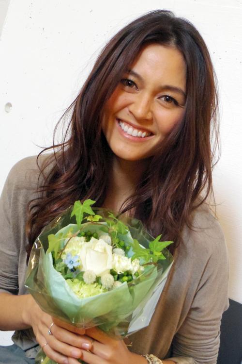 Oggi専属モデルTommy、祝25歳!片言の日本語で意外な素顔を披露