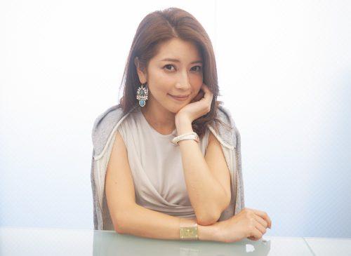 AneCanモデル森絵里香、32歳の目標は「柔らかい女性になること」