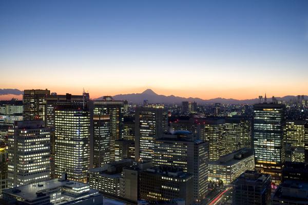 Mandarin Oriental Tokyo_Exterior
