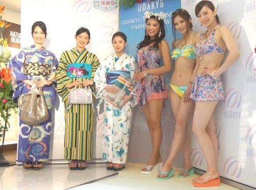 【速報】久松郁実、東京のファンの前で初の水着披露!