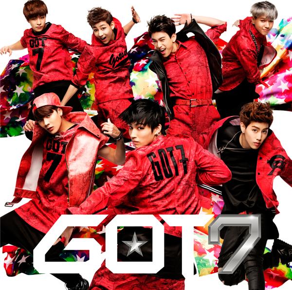 GOT7「AROUND THE WORLD」初回A JK_