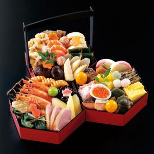 京菜味〈のむら〉京風おせち 「八坂」 三段重