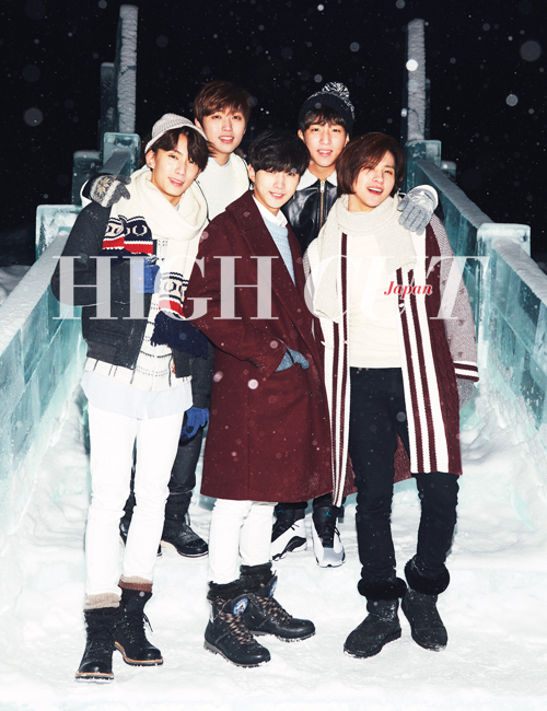 HIGHCUTJapan_vol7_B1A4