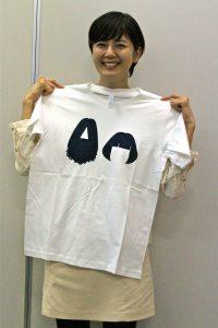 『ちいさこべえ』Tシャツもかわいいんです♥