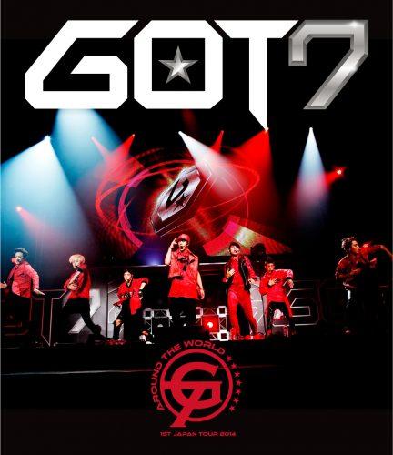 "【3.25】GOT7 1st Japan Tour 2014 ""AROUND THE WORLD"" in MAKUHARI MESSE_通常"