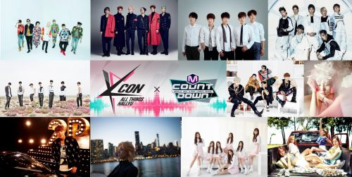 KCON 2015 JapanxM COUNTDOWN