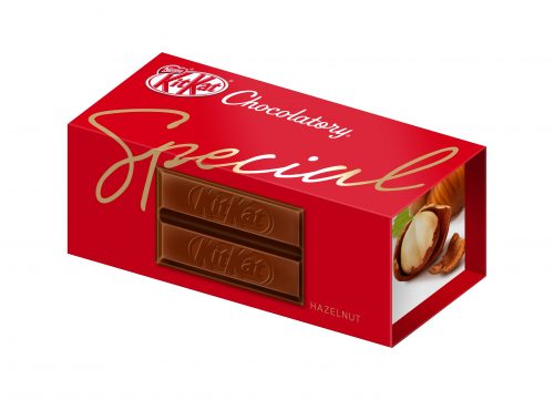 キットカット ショコラトリースペシャル ヘーゼルナッツ