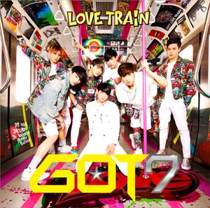GOT7_LOVE TRAIN_A