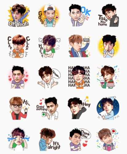 2PM_MY HOUSE_stamp