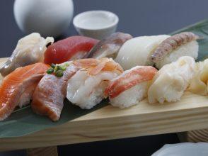 寿司,すし,海鮮,サーモン,まぐろ