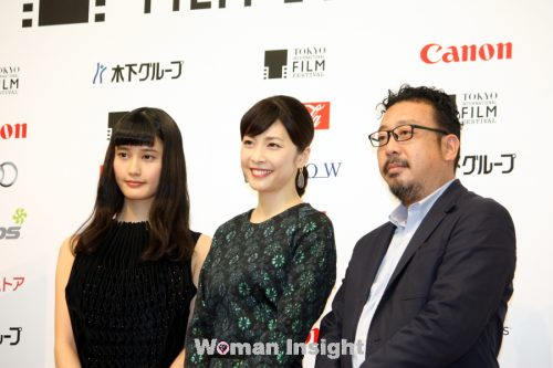 ざんえ,竹内結子,橋本愛,中村義洋監督,東京国際映画祭