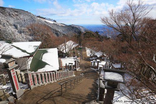 画像5(大山阿夫利神社の石段_神奈川県)