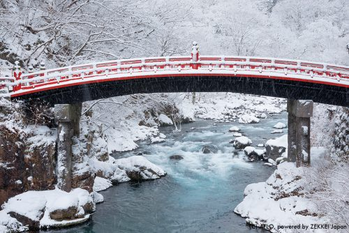 画像4(日光二荒山神社の神橋_栃木県)