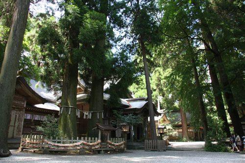高千穂神社