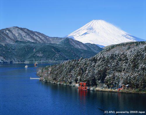 画像3(箱根神社・芦ノ湖・富士山_神奈川県)