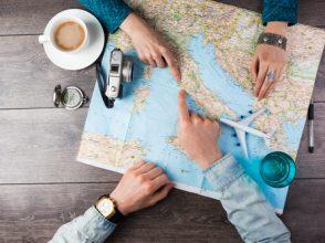 旅行,旅,海外