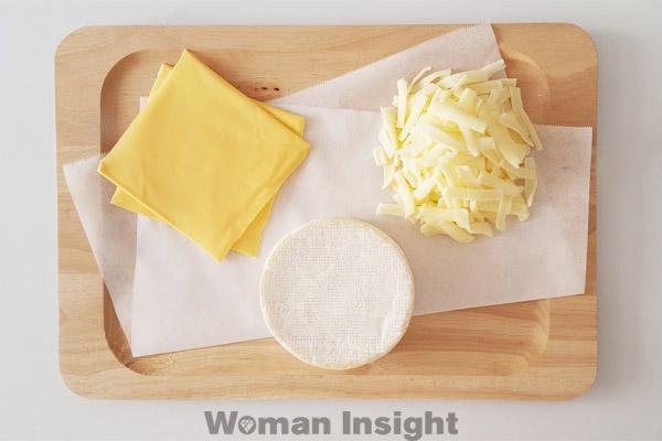 チーズ,レシピ,ピザ,ハンバーグ,ブレッド