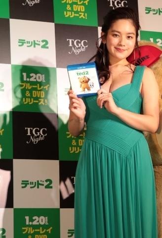 「テッド2」リリースイベント①(筧、永野、テッド) 2