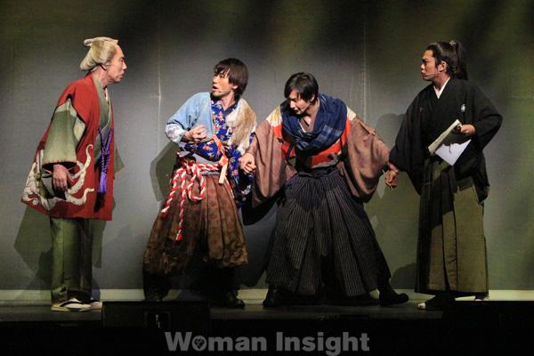 DNA-SHARAKU,小関裕太,ナオトインティライミ