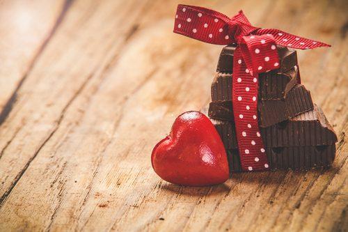 バレンタイン,チョコレート