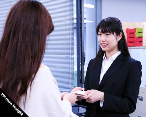 新入社員,新社会人,名刺交換,ビジネスマナー