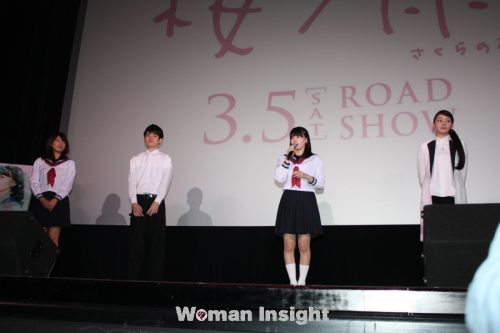 桜ノ雨,山本舞香,久松郁実,セーラー服,広田亮平