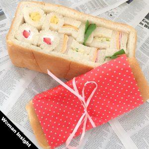 サンドイッチ,シュープリーズ,花見,インスタ,Instagram,パン
