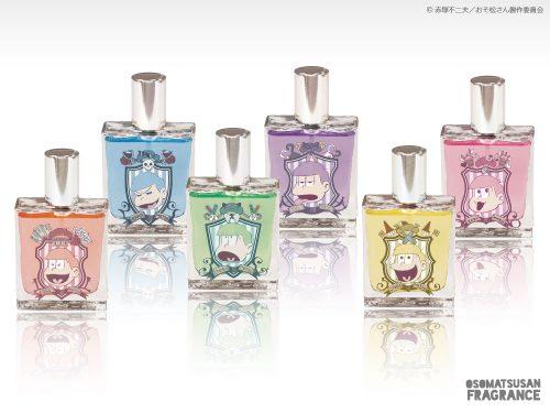 おそ松さん,香水,フレグランス