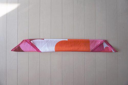 スカーフ,バッグ,巻き方,巻く
