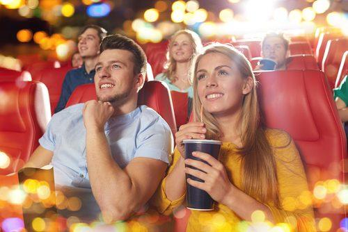 初デート、映画、定番?