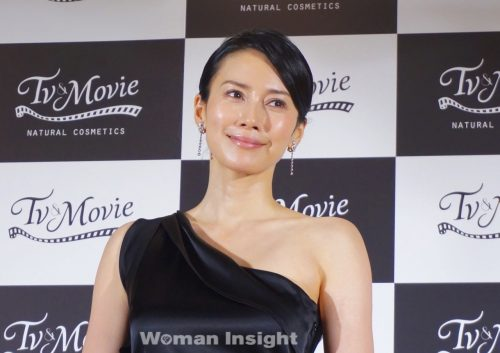 中谷美紀,CM,10minミネラルファンデ