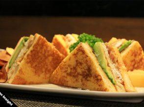 サンドイッチ,絶品,55,モンテクリスト,PITIN,ツナサンド,成城石井,ローストビーフ